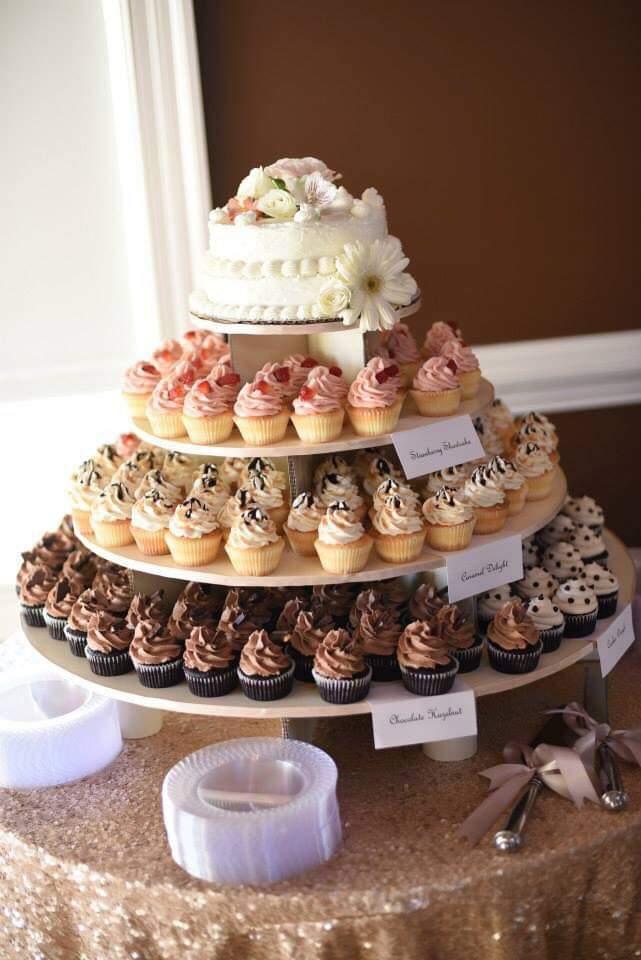 Cupcake Catering in Columbia, SC